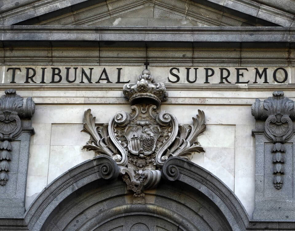 Tribunal Supremos de España