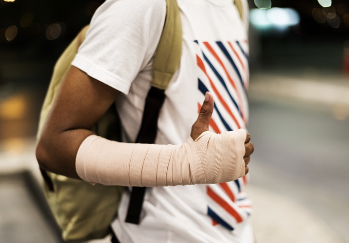 Heridas en accidentes de tráfico | reclamar indemnización | Reclama Ya Tu Dinero