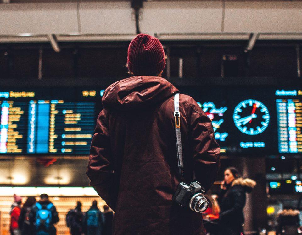 Aeropuerto Retrasos | Reclama Ya tu Dinero