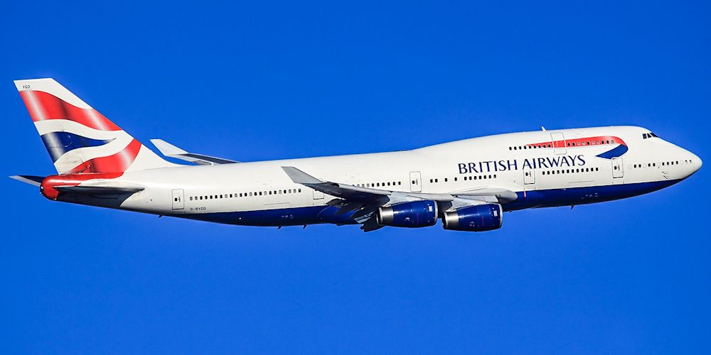 Reclamaciones British Airways