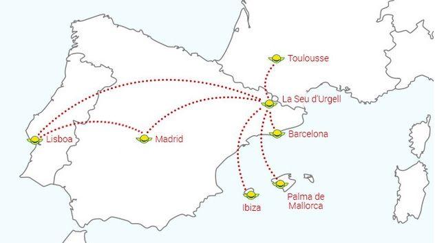 Air Andorra | Reclama Ya tu Dinero