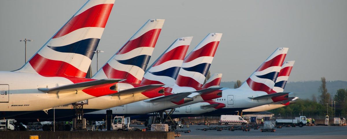 Reclamar perdida de equipaje a British Airways