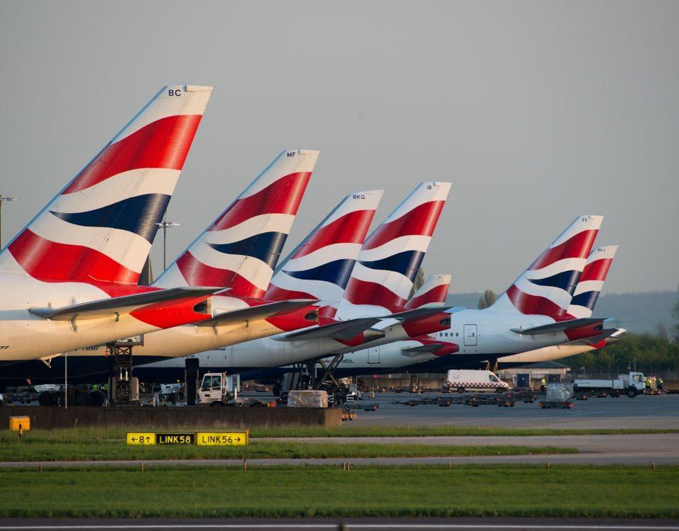 Reclamar perdida de equipaje a British Airways